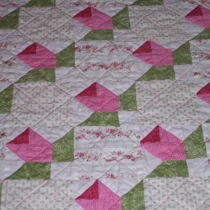 Baby Rose Quilt Pattern