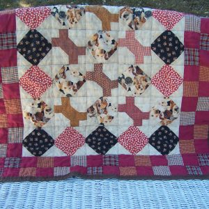 Cozy Dog Quilt Pattern