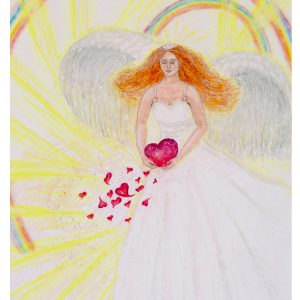 Angel of Light Print