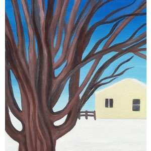 Wise Tree Print