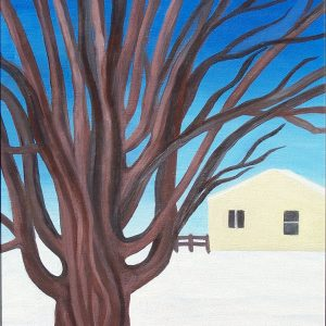Wise Tree Painting