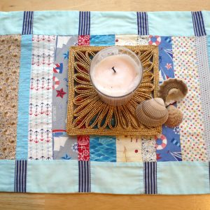 Beach Cottage Table Runner