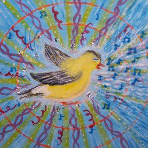 Bird Song Print