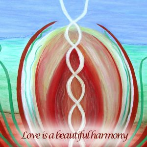 Decor Panel-Love and Harmony