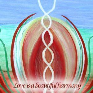 Decor Panel-Love and Harmony