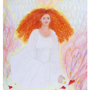 Angel of Love Print