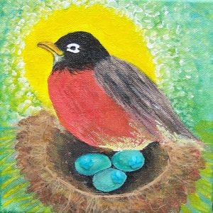 Robin's Nest Print