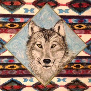 Wolf Spirit Print