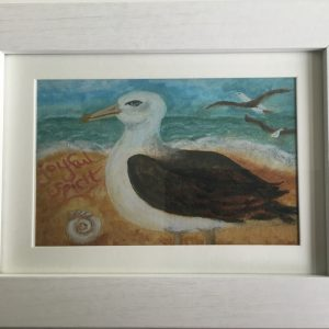 Joyful Spirit Print Framed