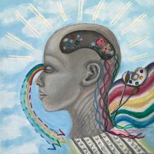 Art Healing Print