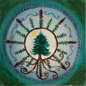 Evergreen Mandala