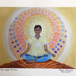 Light Within Giclée Print- 12″ x 10″