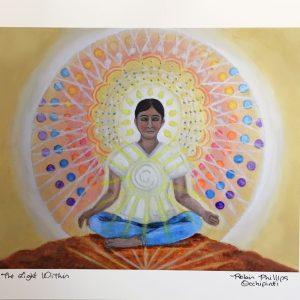 Light Within Giclée Print- 12″ x 10″